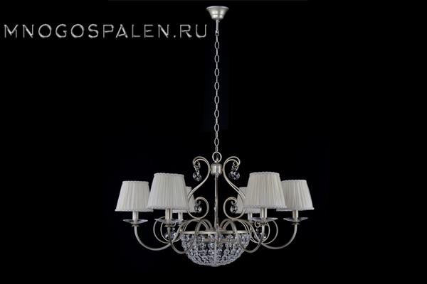 Люстра ASTRA SP6+3 купить в салоне-студии мебели Барселона mnogospalen.ru много спален мебель Италии классические современные