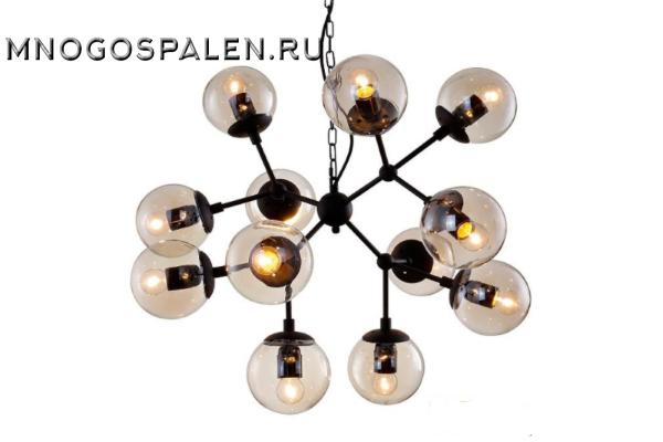 Люстра Crystal lux Medea SP12 купить в салоне-студии мебели Барселона mnogospalen.ru много спален мебель Италии классические современные