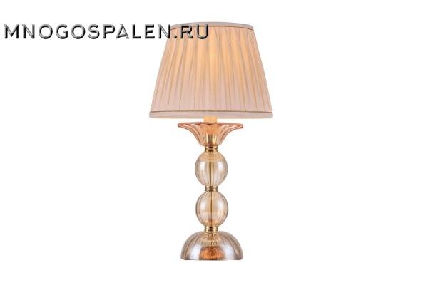 Настольная лампа Crystal Lux Dream LG1 купить в салоне-студии мебели Барселона mnogospalen.ru много спален мебель Италии классические современные